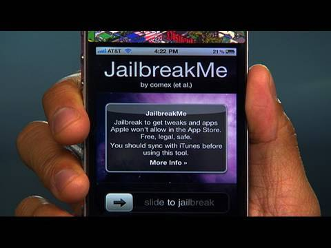 Jailbreak your iPhone or iPod Touch - CNET How to