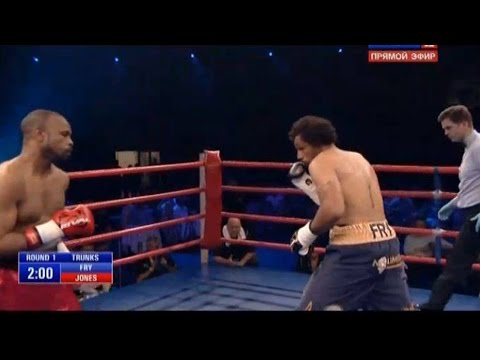 Roy Jones Jr vs Courtney Fry, July 26 2014, Latvia | Post Fight | S2D