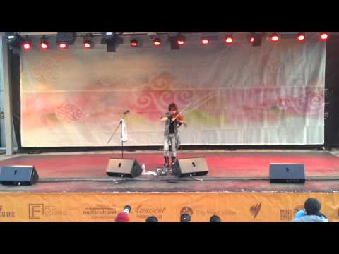 KATEI - Viva la Vida (Coldplay Cover) - Melbourne Buddha's Day