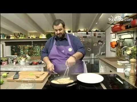 Homenaje a la madre de david de jorge con la receta for La cocina de david de jorge