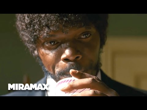 Pulp Fiction | 'Big Kahuna Burger' (HD) - Samuel L. Jackson, John Travolta | MIRAMAX
