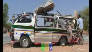 Watu 13 wamefariki dunia na wengine 10 kujeruhiwa vibaya katika ajali ya gari Mwanza.