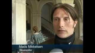 Mads Mikkelsen- A Royal Affair Danish Reportage