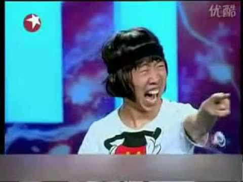 China's got talent - retard being retarded Music Videos