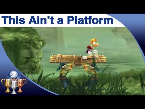 Rayman Legends - This Ain't a Platform - Trophy / Achievement Guide [PS4 / Xbox One]