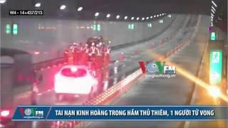 Tai nạn thảm khốc ở hầm Thủ Thiêm - An toàn giao thông