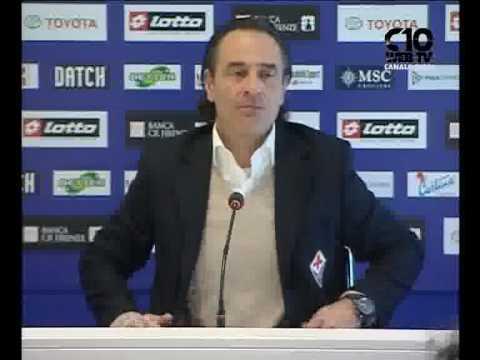 27 .03.2010  CONFERENZA STAMPA CESARE PRANDELLI