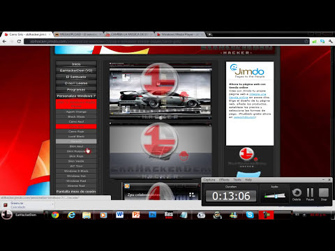Temas para Windows Media Player 12 x32 y x64 bits [Solo Win 7 y 8]