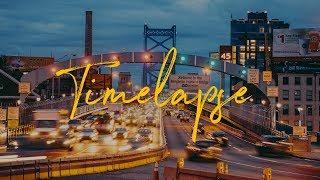 Philadelphia in Motion (in 4k)