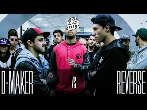 Liga Knock Out / EarBox Apresentam: D'Maker vs Reverse (5ª Edição)