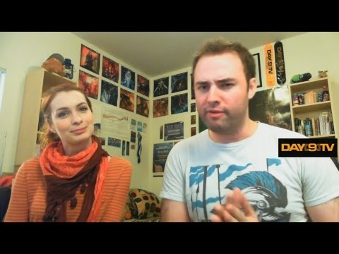 Felicia Day and Day[9]: Kingdoms of Amalur: Reckoning! Part 1