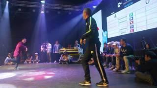 Bboy Issei vs Exaggerate | Respect Culture (R16) 2016