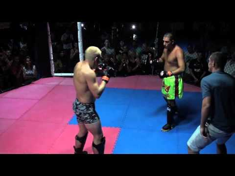 BBQ Beatdown 39 Johan vs Najan @ Tiger Muay Thai