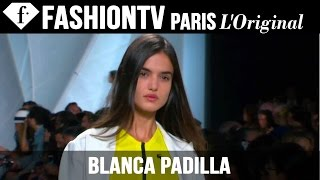 Model Blanca Padilla | Beauty Trends for Spring/Summer 2015 | FashionTV