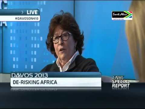 WEF Debate: De-Risking Africa - Part 1