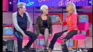 "Krisma (Chrisma) - Interviewed by Amanda Lear at ""Cocktail d"