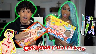 OPERATION CHALLENGE w/ BAE! **Make Him Better Or Let Him Die**