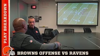 Hue Jackson breaks down big plays versus the Ravens   Cleveland Browns