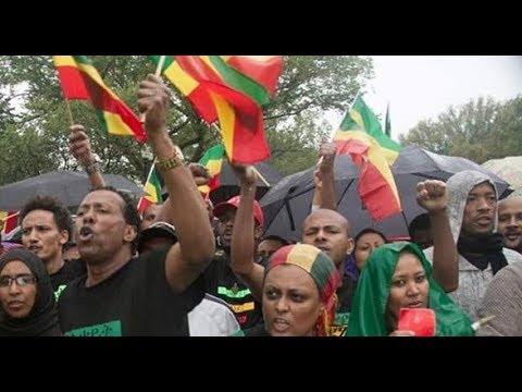 Ethiopia – Ethiopians Demonstration