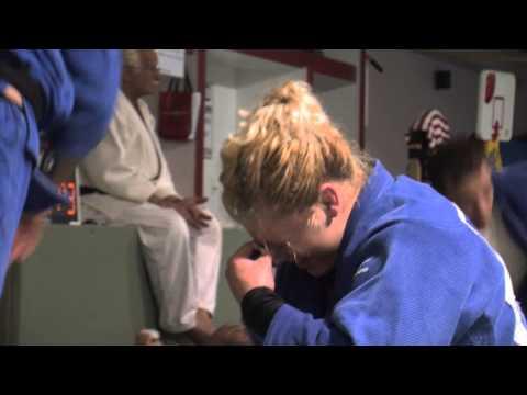 Kayla Harrison Olympic Judo Fighter