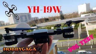 YH-19 drone,vol test,hobbygaga drone,