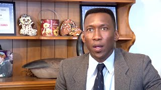 True Detective Mahershala Ali Uncut Interview KNWA