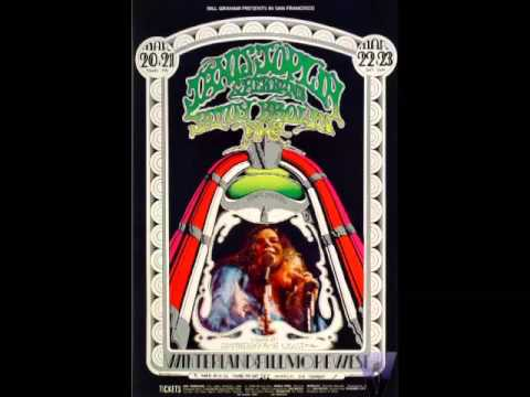 Janis Joplin - Summertime ( In Album Live At Winterland