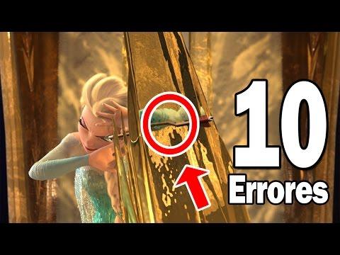 10 Errores En Las Películas De Disney Que Nunca Habías Notado