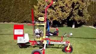 Gyrocopter Homemade  Teil 3