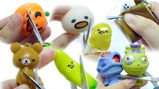 Cut Open Squishy / Squeeze Toy Compilation 5 [No Music]