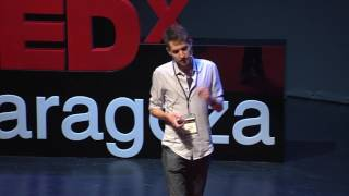 Traveling with no money | Edouard Jacqmin | TEDxZaragoza