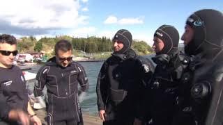 Denizin Dibinde Cinayeti Aydınlatıyorlar