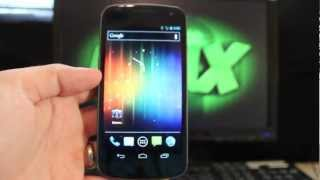 Galaxy Nexus LTE Official 4.0.4 IMM76D Download and Install Now!