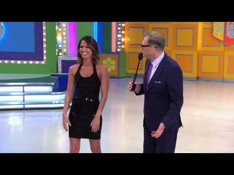 The Price Is Right - Drew Carey Chats w Melissa Rycroft