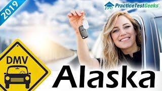 Alaska AK DMV Driving Test Permit 2019
