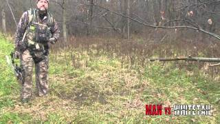 Man vs Whitetail - Tips when Bowhunting for Deer