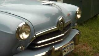Sears-Roebuck 1952 Kaiser Henry J (aka the Sears Allstate)