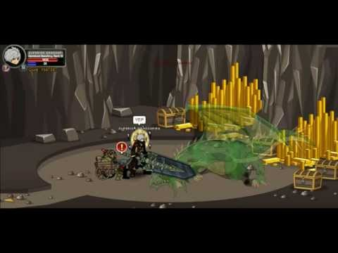 Aqworlds Darkblood StormKing Class (How to Use)
