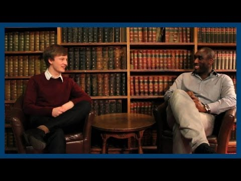 Sol Campbell | Interview | Oxford Union
