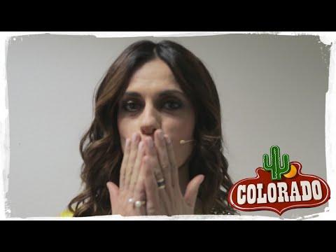 Il saluto di Rossella Brescia agli amici di Colorado