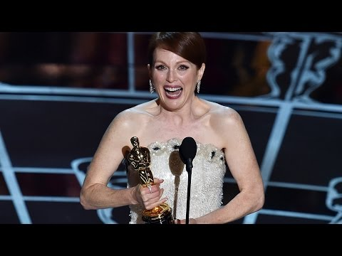 Julianne Moore's 2015 Best Actress Oscars Win