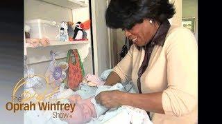 Oprah Visits a Single Mother with Quadruplets | The Oprah Winfrey Show | Oprah Winfrey Network