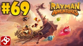 Rayman Adventures (Adventure 149-150) OS / Android Gameplay Video - Part 69