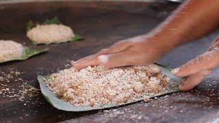 Delícias da casa de farinha em Itabaiana-SE