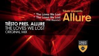 Watch Dj Tiesto Allure  The Loves We Lost video
