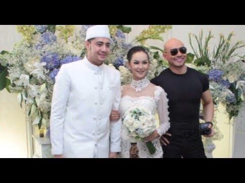 Mengharukan! Deddy Corbuzier Hadir di Pernikahan Mantan Istrinya - Kalina Oktarani