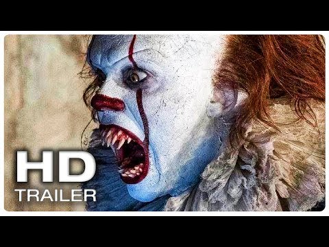 IT CHAPTER 2 Final Trailer (NEW 2019) Stephen King Pennywise Horror Movie HD