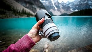 Why EVERY PHOTOGRAPHER NEEDS a TELEPHOTO