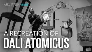 How was it done? A Recreation of Philippe Halsman's 'Dali Atomicus' - Part 2