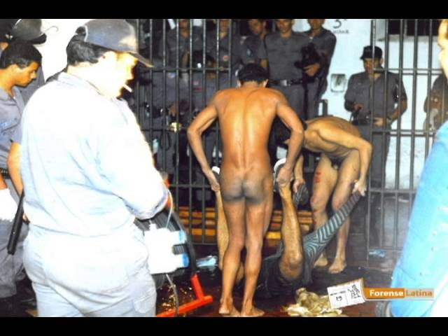 Carandirú Masacre : InformeForeneLatina